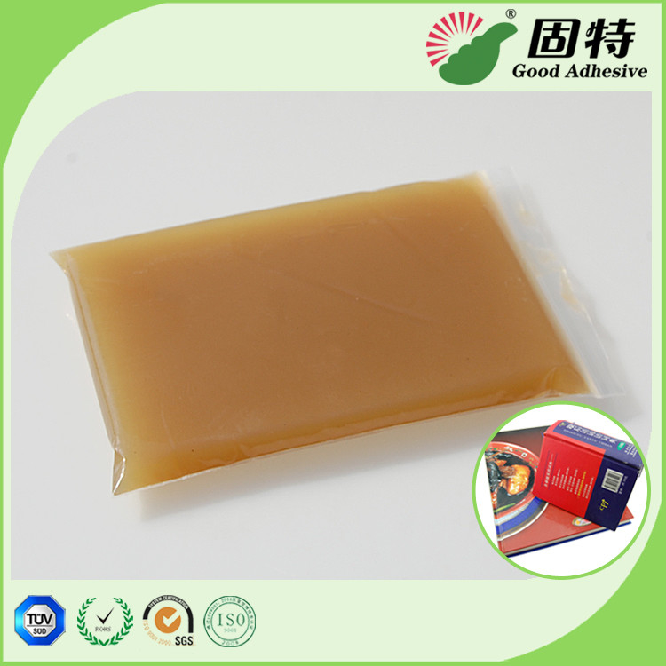 Solid Hot Melt  Animal Jelly Glue Solid Gums For Hardcover Case Making HOT MELT GLUE