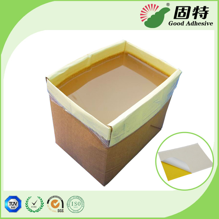 Colorless Solid Industrial Hot Melt Glue For Insect Glue Traps Board hot melt adhesive