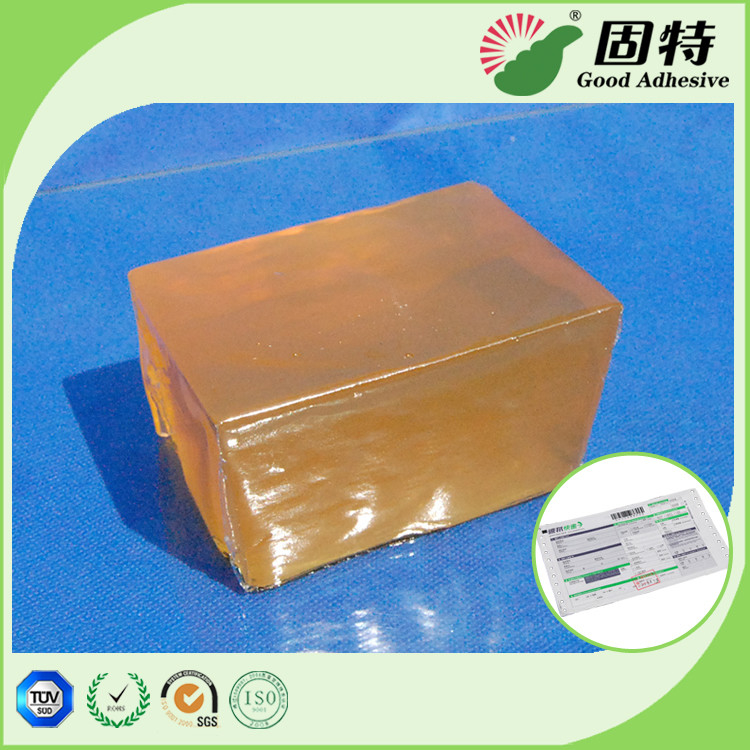 Packaging Express Bill Sealing Hot Melt Adhesive Glue Strong Initial Bonding Strength