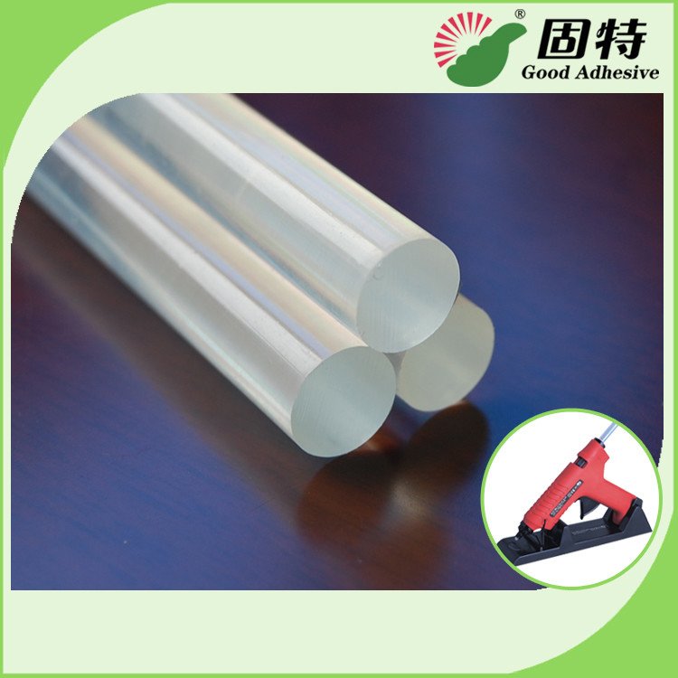Clear Transparent Colorless EVA Hot Melt Glue Stick Gun For Handicraft , Hot Melt Glue Adhesive