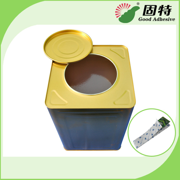 Yellow and semi-transparent Rubber-like solid Hot melt adhesive Fly catching paper & board hot melt glue adhesive