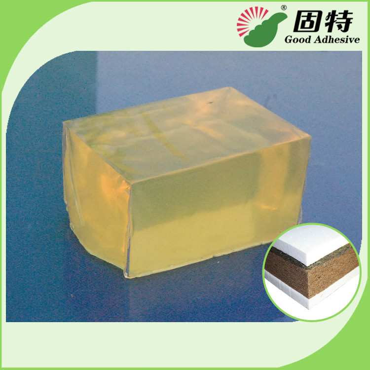 Transparent Block Hot Melt Pressure Sensitive Adhesive For Mattress Layers Thermoplastic Glue Adhesive