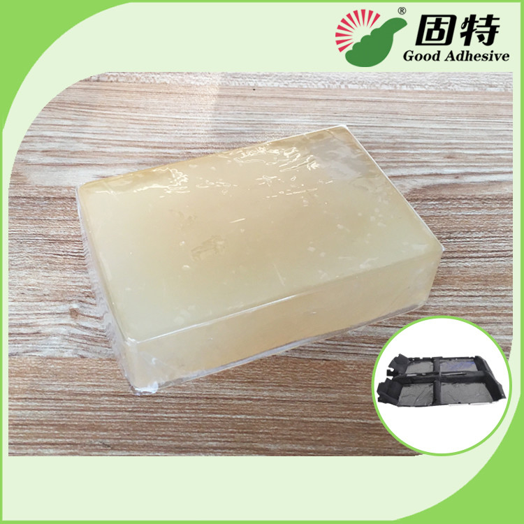Adhesive Animal Jelly Glue For Auto Interior Decoration With Excellent Temperature Resistance