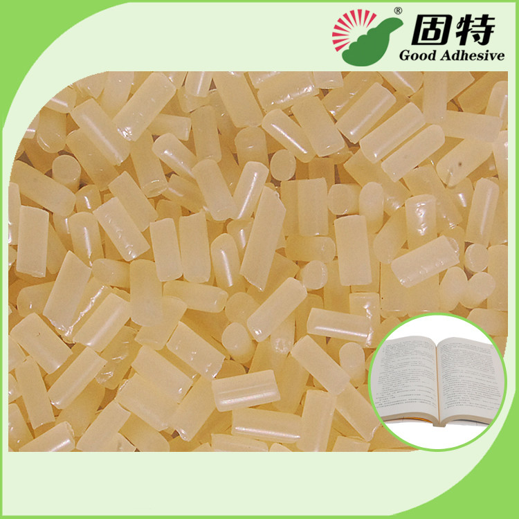 Eva Siding Hot Melt Adhesive / Vinyl Siding Industrial Hot Melt Glue In Yellow