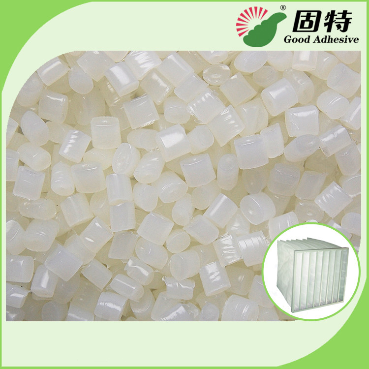 EVA hot melt adhesive for air filter