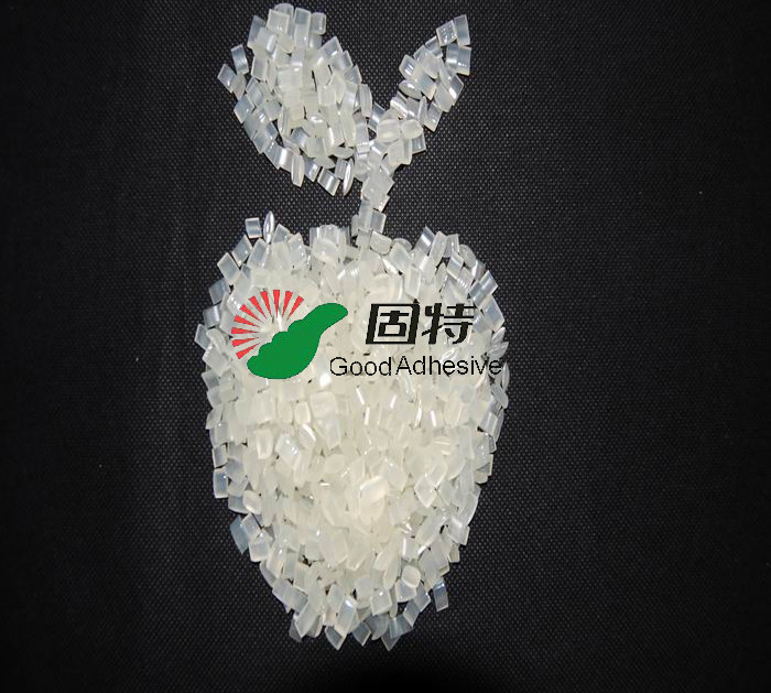 EVA resin Straw Box Yellow Granule solid Hot Melt Adhesive Packaging Pellets Used With Automatic Machine